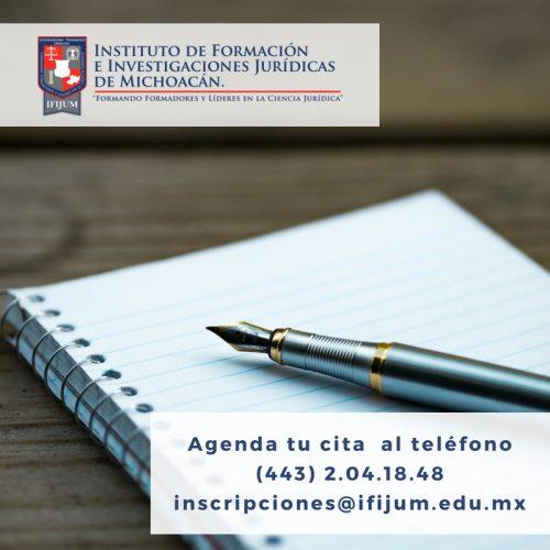 Inscripciones IFIJUM
